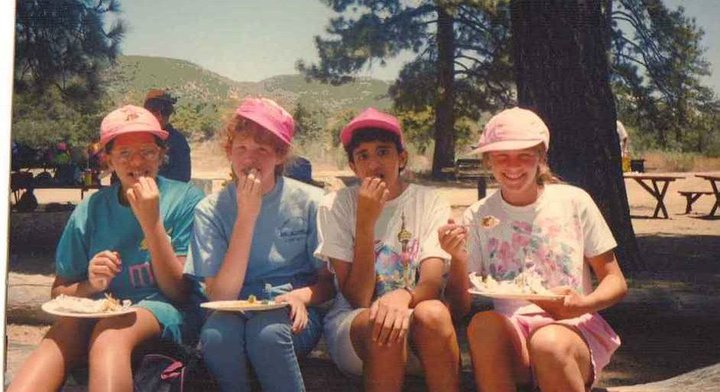 #camp #camping #girlscouts