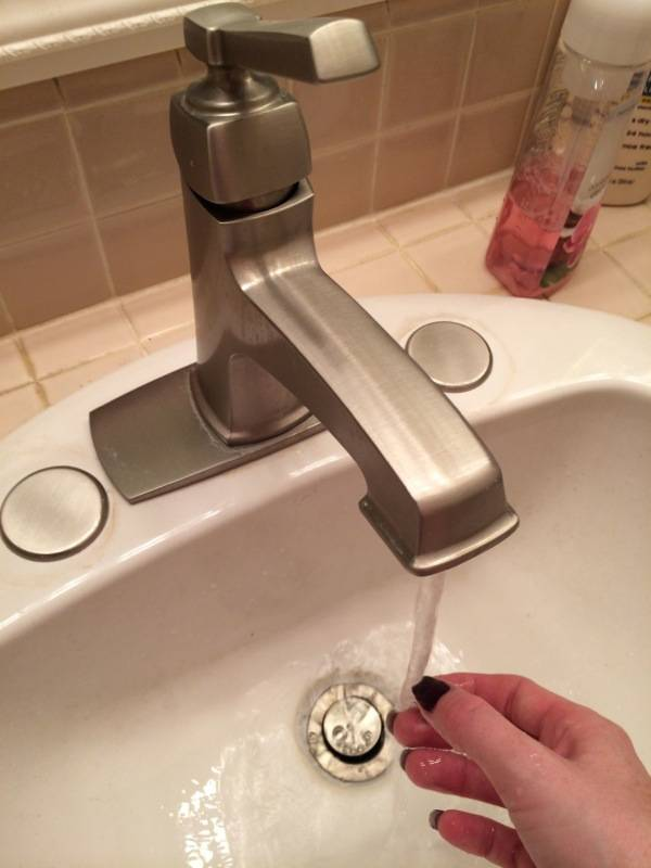 #Moen #bathroom #DIY #ad