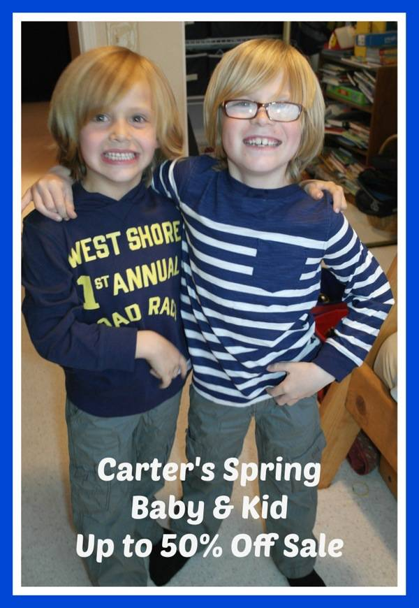 #spon #CartersSpringStyle #Fashion