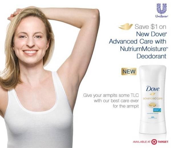 #Dove #DoveDeodorant #spon