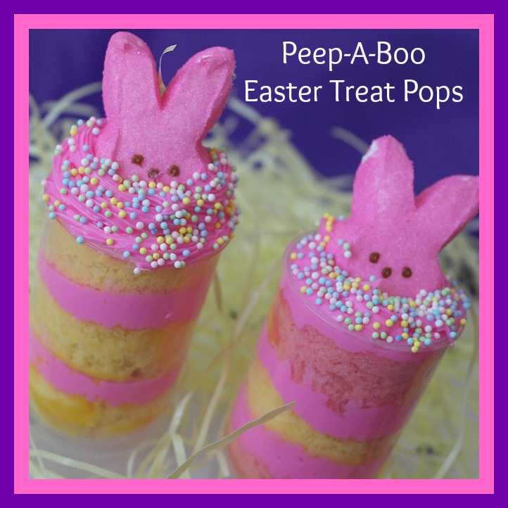 #Peeps #WiltonTreatTeam #Easter #Spring #Treats #spon