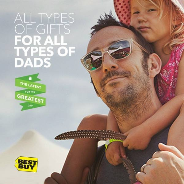 #GreatestDad #BestBuy #ad