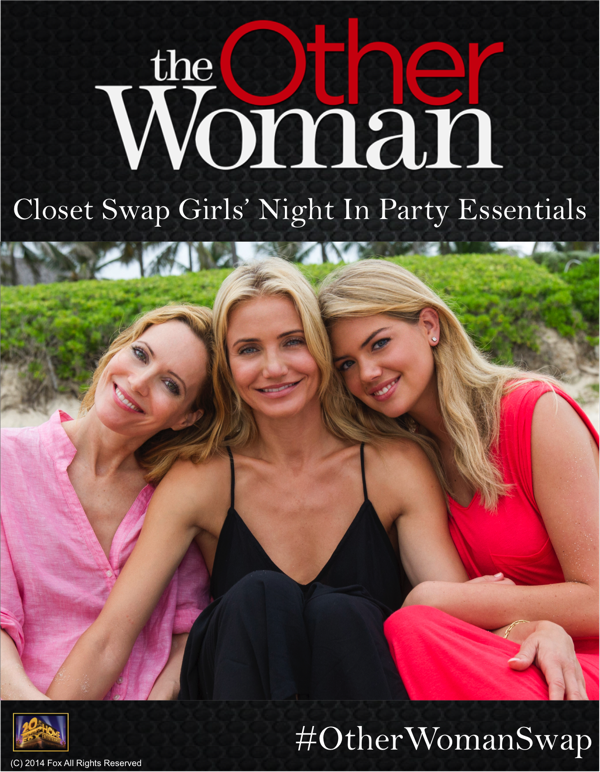 #OtherWomanSwap #FHEInsiders #Movie #GirlsNightIn #ad