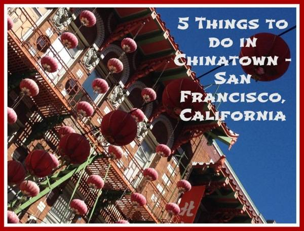 #SanFrancisco #Travel #Chinatown #FrankAndShannon