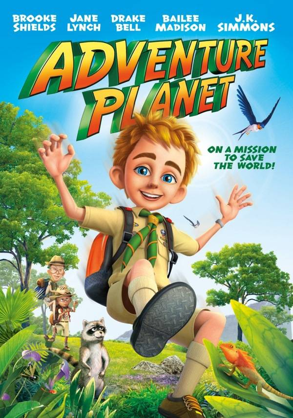 #AdventurePlanet #Movie #Giveaway #ad