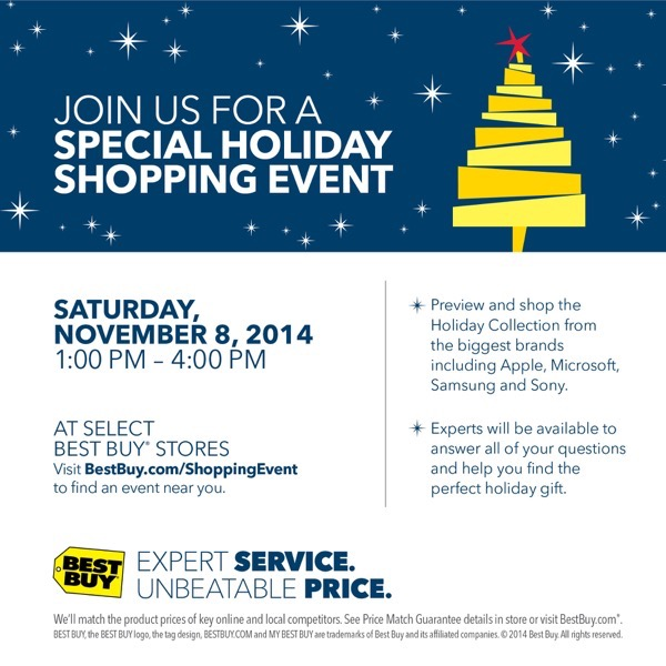 #BestBuy #HolidayShopping #Holidays #BBYShoppingEvent #ad