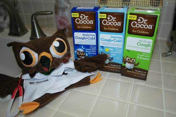 #Kids #Health #DrCocoaReliefWithASmile #spon #ad
