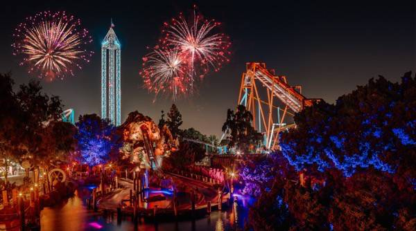 #KnottsNYE, #Knotts, #NYE, #Travel, #spon