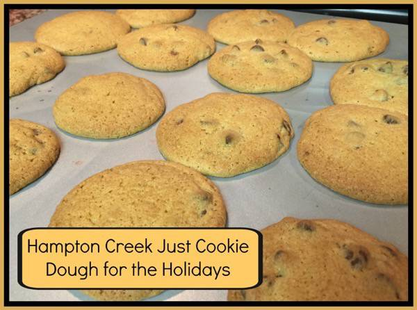 #HamptonCreek #Cookies #Holidays #foodie #ad