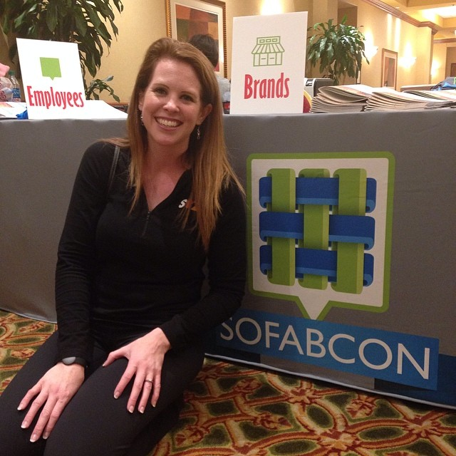 #SoFabCon #SFUOTR #Cbias #SocialFabric #Blogging #conference #ad