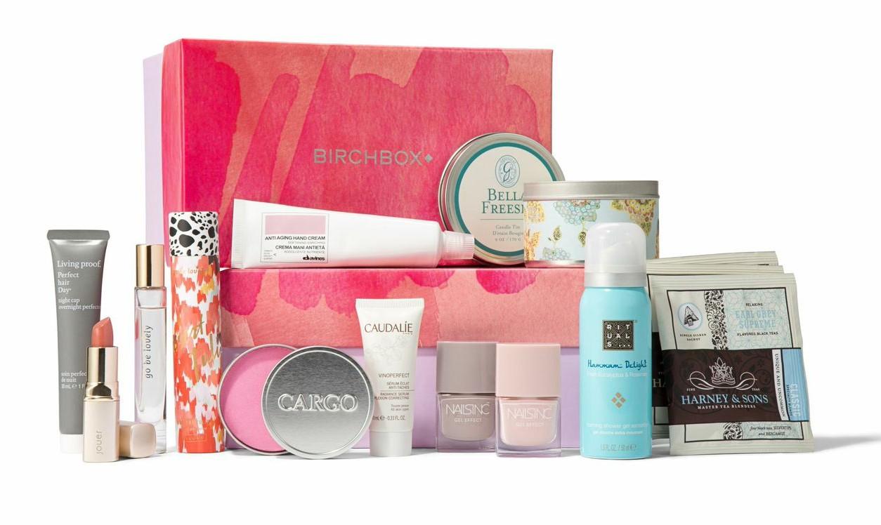 #Birchbox #MothersDay #beauty #makeup #ad