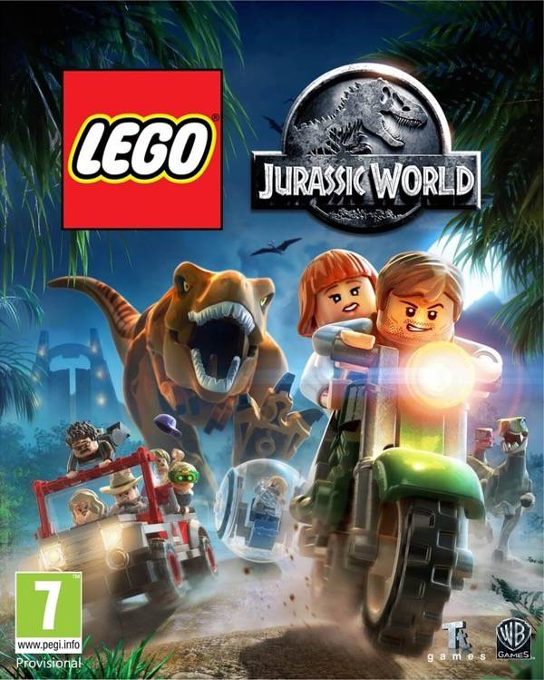 #LEGO #JurassicWorld #TeamJurassic #ad