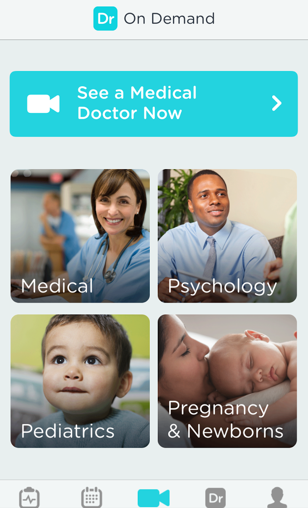 #DoctorOnDemand #Health #Medical #Family #technology #ad