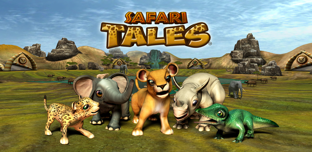 #SafariTales #Game #iPhone #App #ad