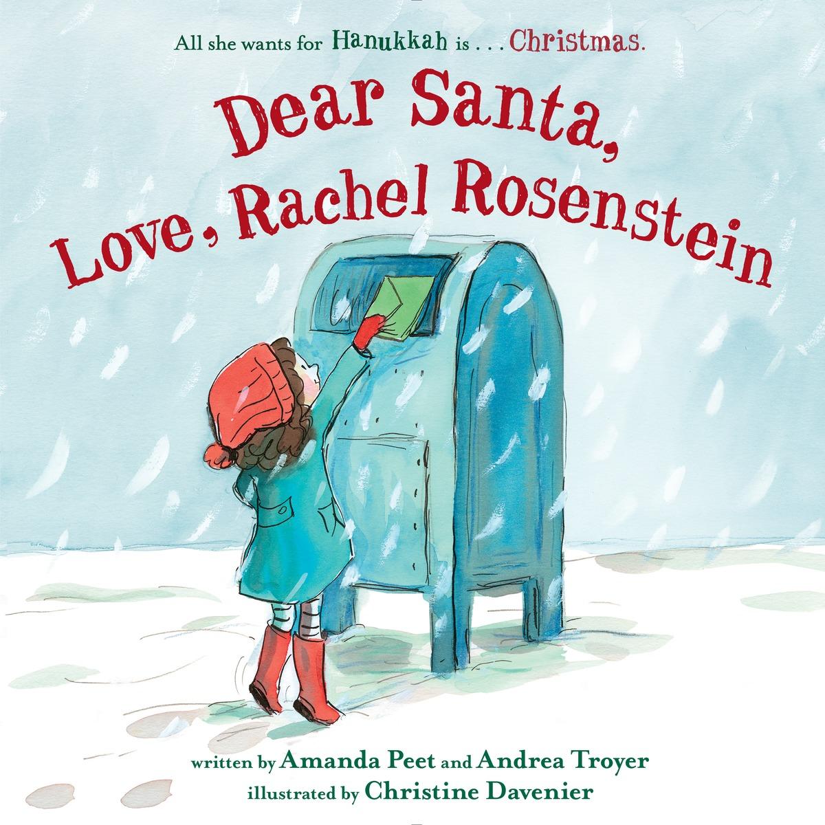 #RachelRosenstein #XmasEnvy #Holidays #Giveaway #ad