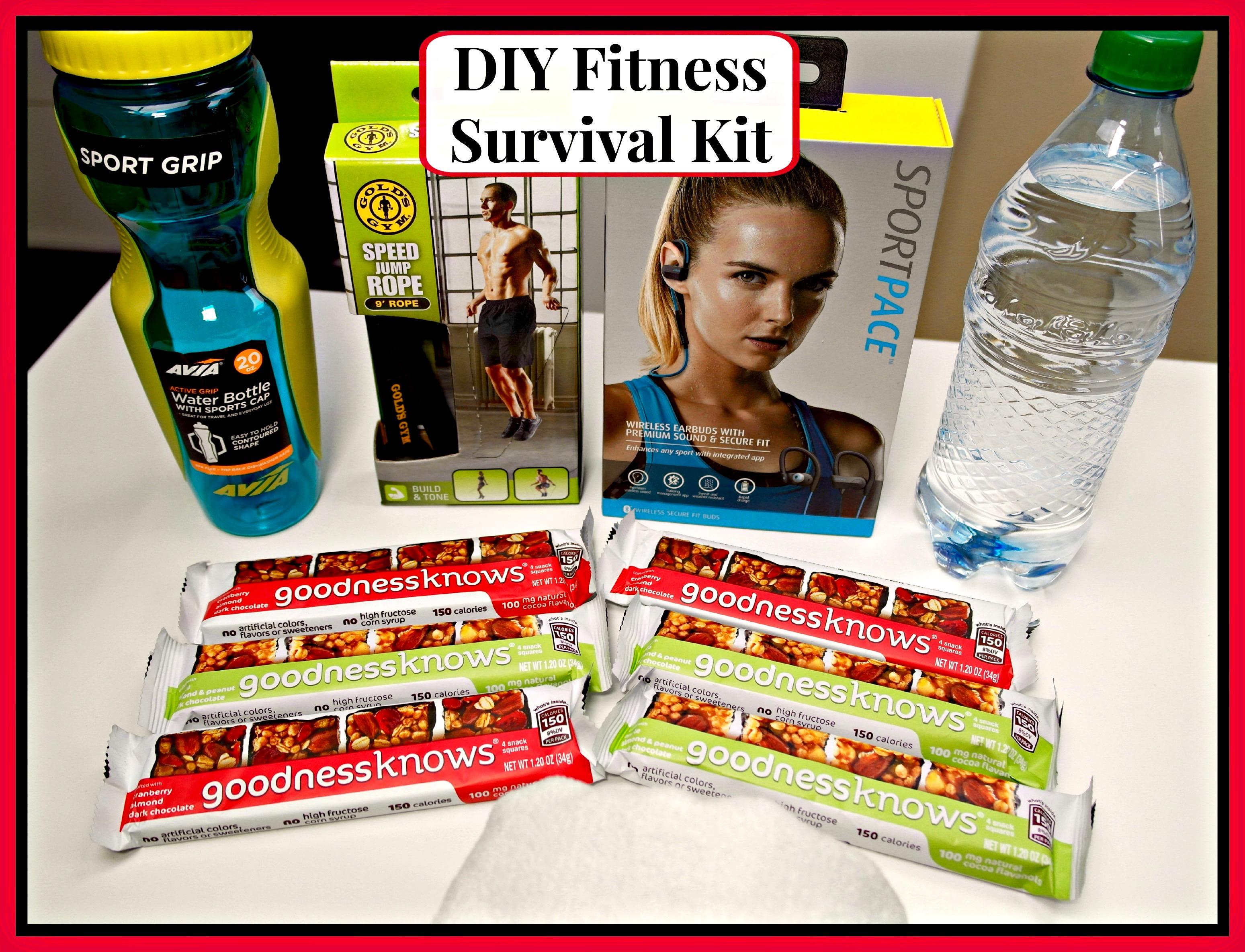 #TryALittleGoodness #Fitness #Health #DIY #ad