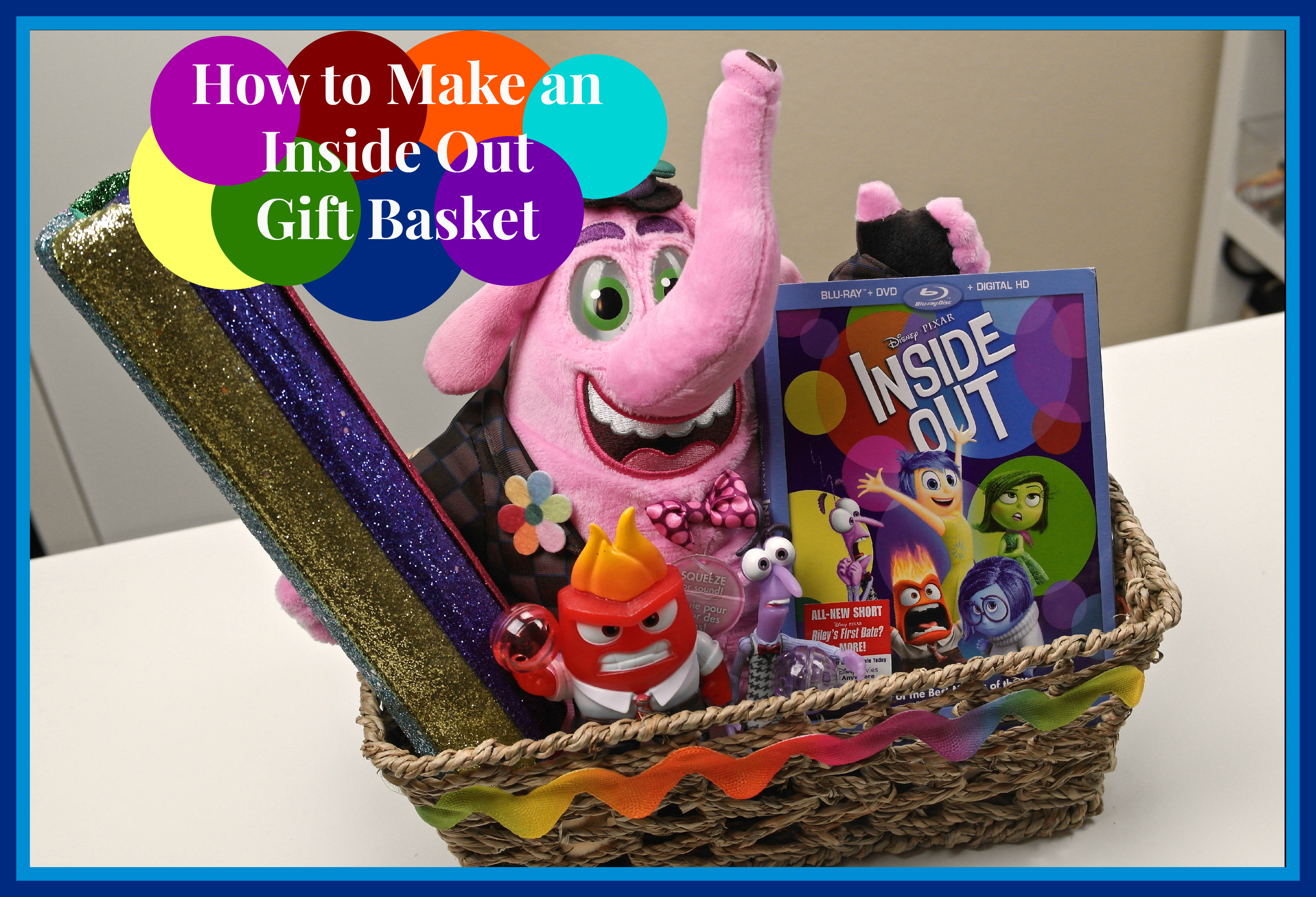 #InsideOutEmotions #DIY #Gifts #HolidayGiftGuide #CollectiveBias #ad