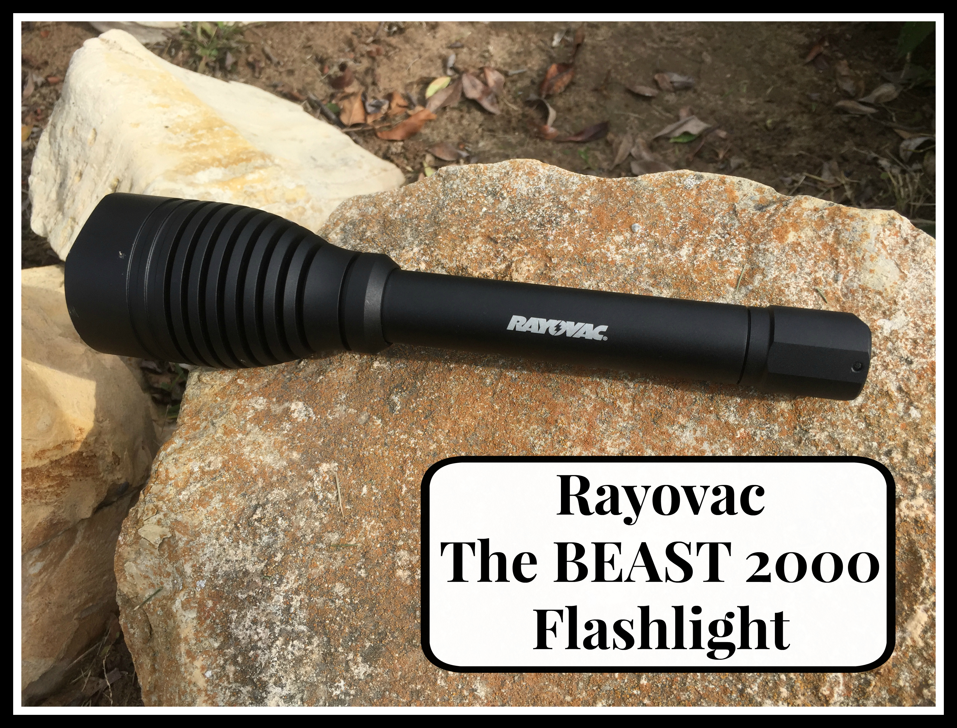 #Rayovac #Flashlight #BEAST2000 #ad