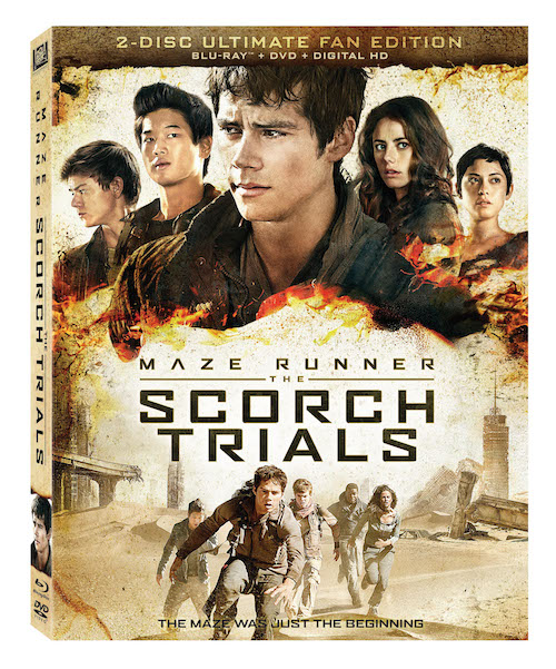 #SurviveTheScorch #ScorchInsiders #FHEInsiders #Giveaway #ad