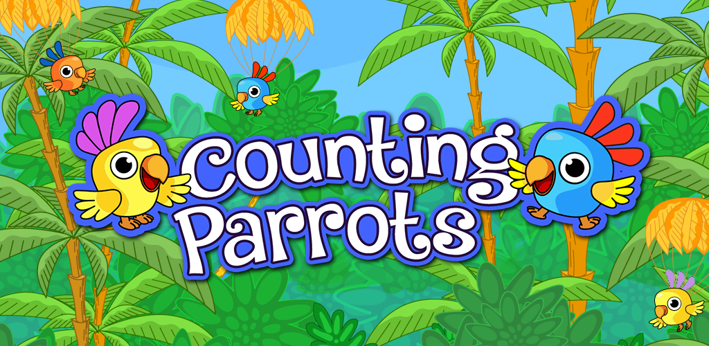 #CountingParrots #education #technology #ad