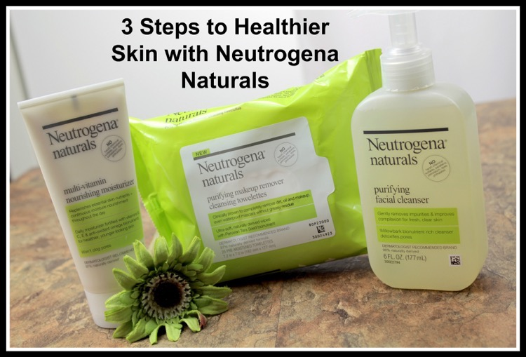 #NeutrogenaNaturals #Beauty #IC #ad