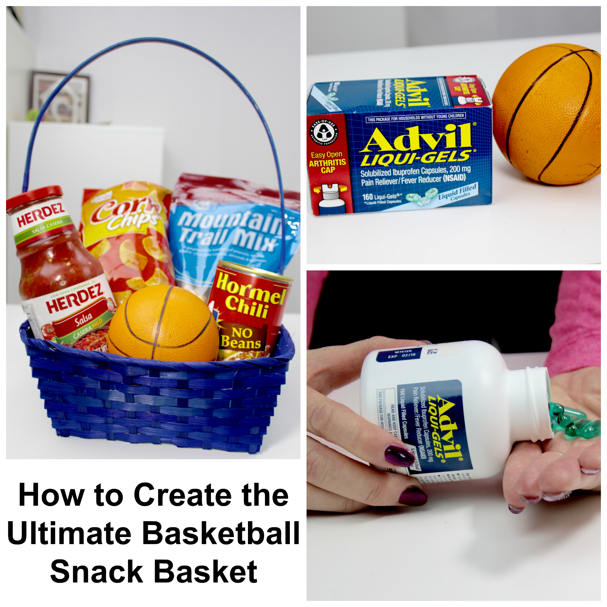 #GameForBasketball #DIY #CollectiveBias #ad