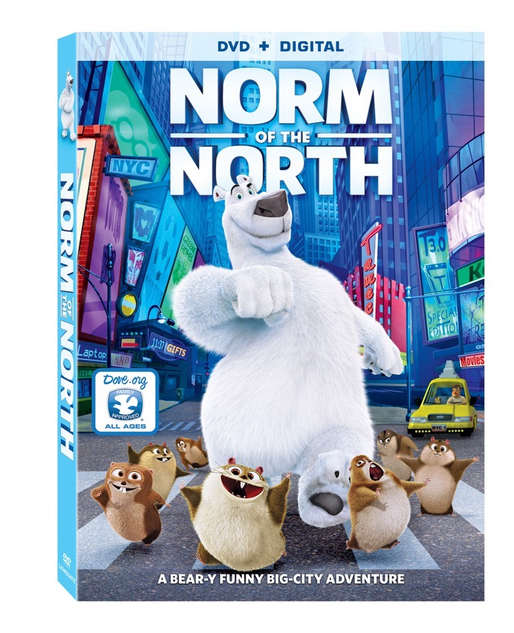 #NormOfTheNorth #Movie #Movies #ad