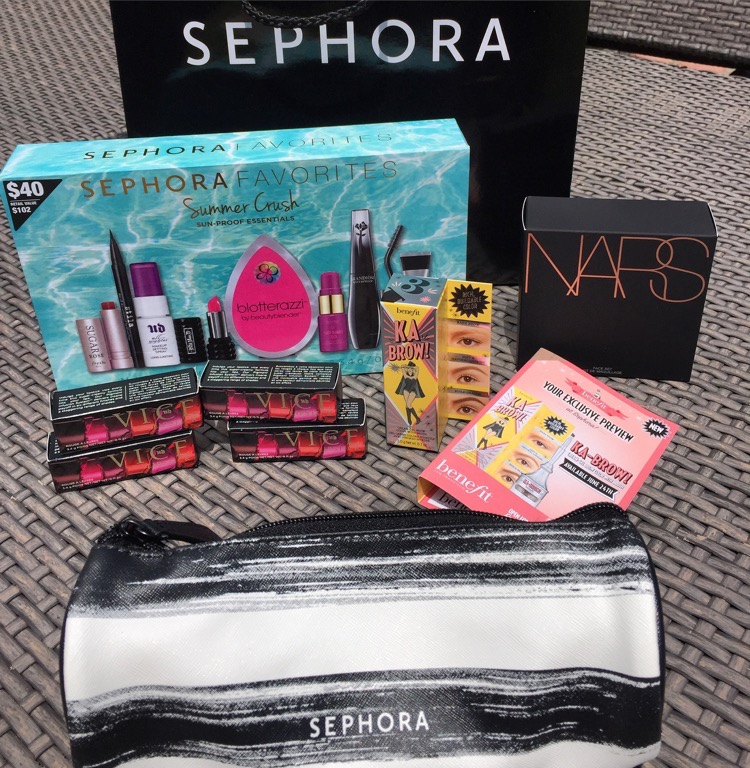 #Sephora #VIBRouge #SephoraVIBRouge #Beauty #Shopping