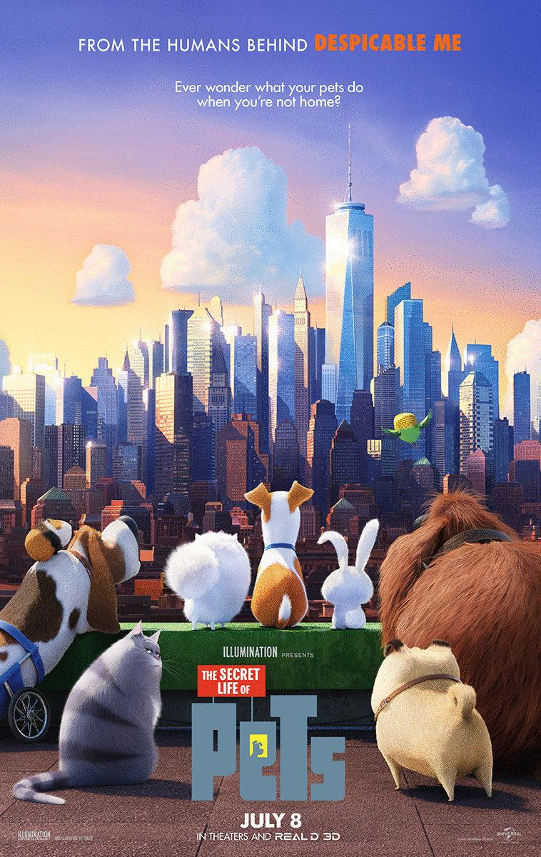 #TheSecretLifeOfPets #Movie #GeneralMills #giveaway #ad