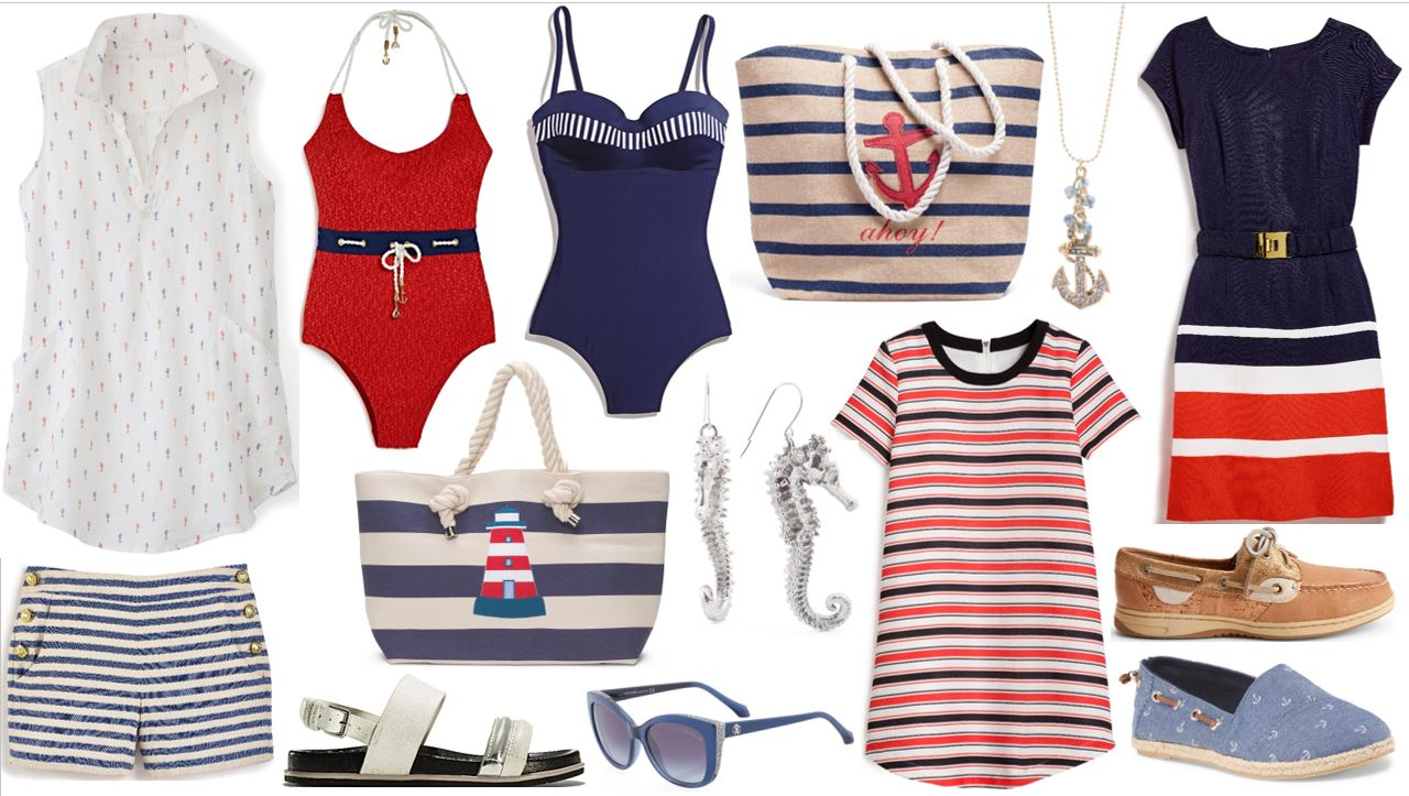 #TJMaxx #Marshalls #Nautical #Fashion #ad