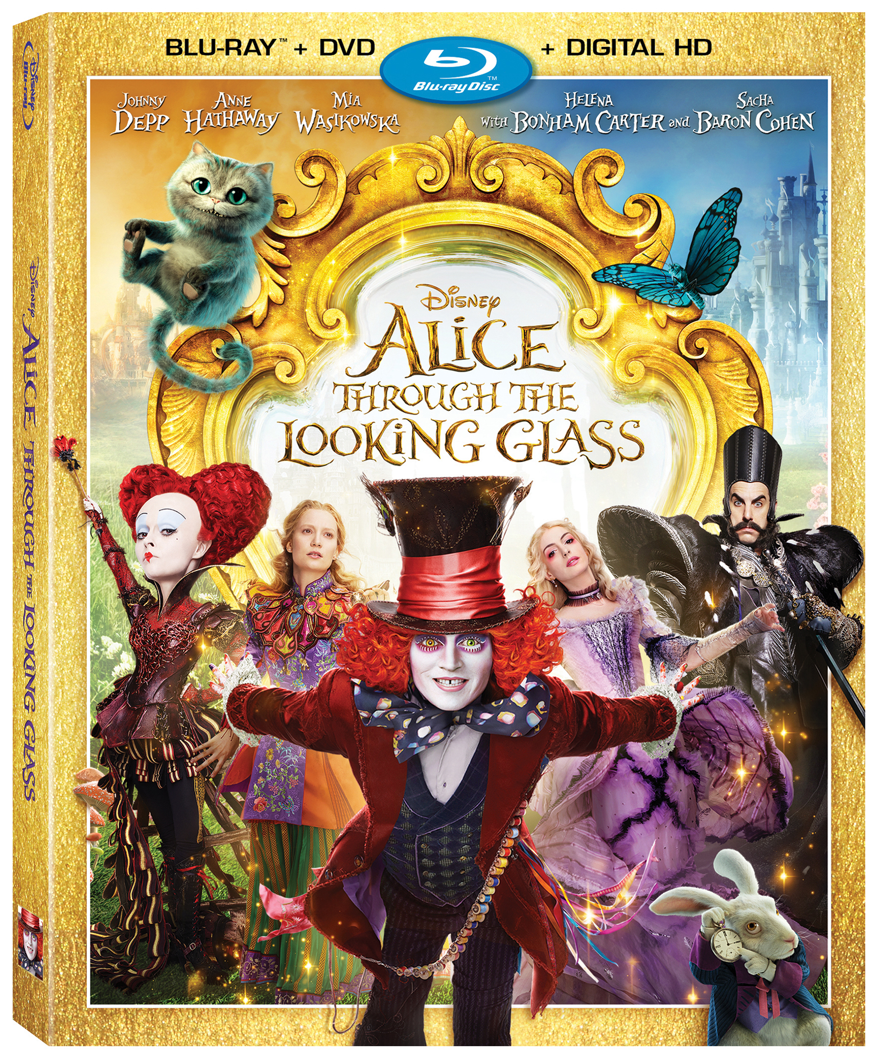 #ThroughTheLookingGlass #Movie #Giveaway #Disney #DisneyStudios #ad