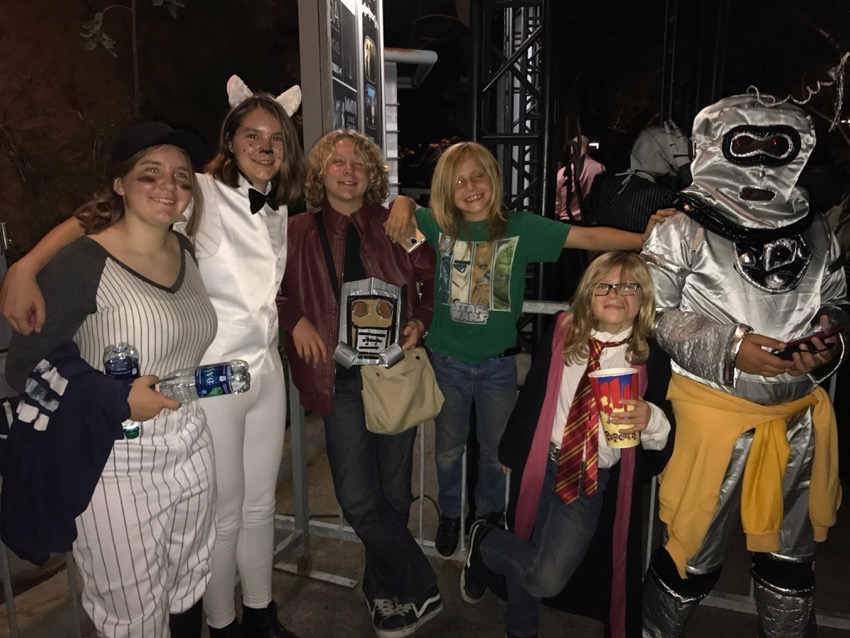 #NightmareBeforeChristmas #DannyElfman #HollywoodBowl #Halloween #Travel
