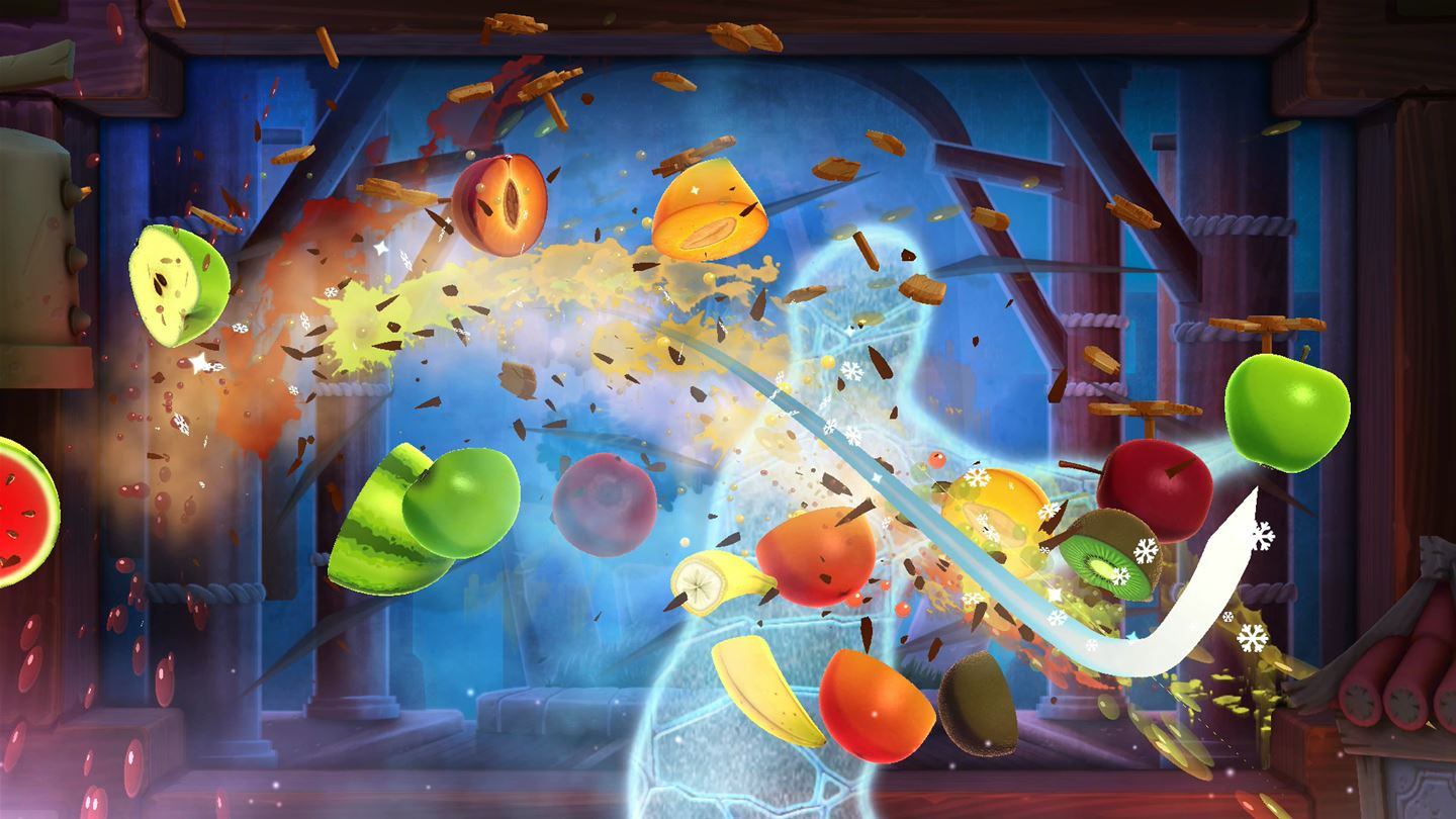 XBOX One #fruitninja #xbox #xboxone #game #gaming #gamer #techology