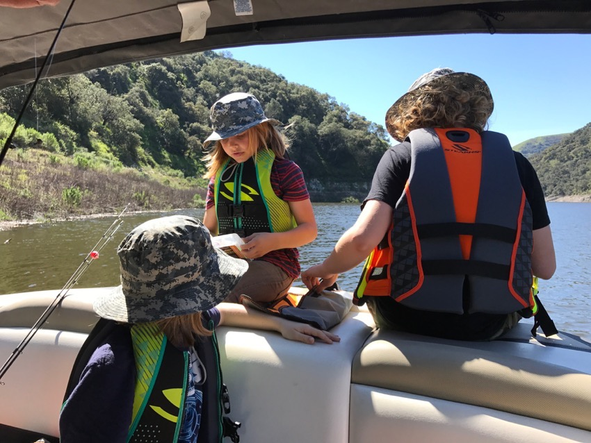 #lake #lakelopez #boat #boating #travel #familytravel #arroyogrande #california #centralcoast