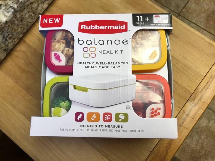 #BalancedBites #food #foodie #Rubbermaid #kitchen #familyfood #ad