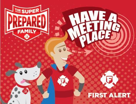 #FirstAlert #SuperPrepareFamily #Ad
