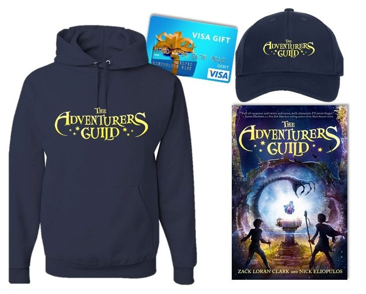 #AdventurersGuild #books #giveaway #Disney #ad