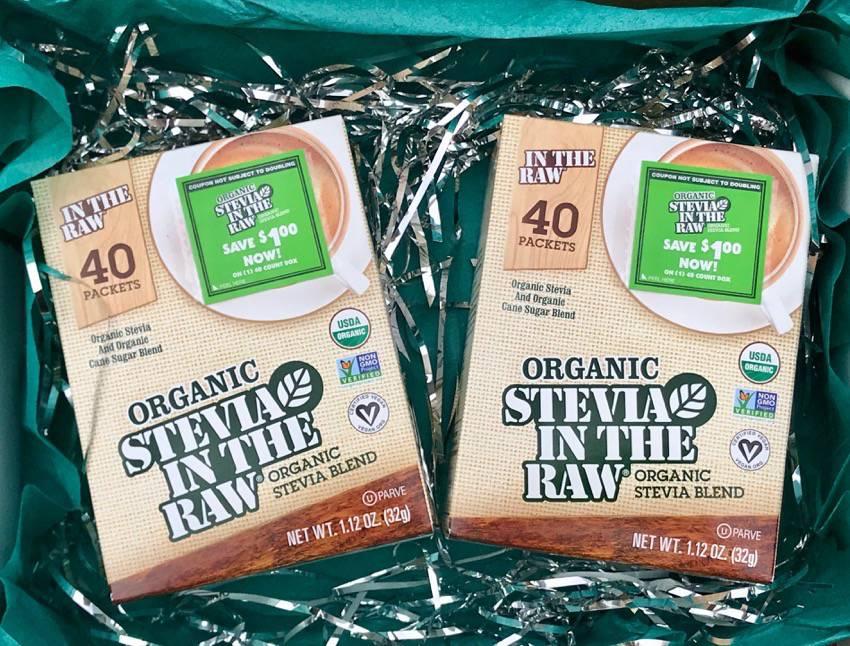 #InTheRaw #Organic Stevia #food #foodie #ad