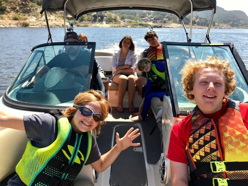 #boating #familyfun #meangreen #ambassador #ad