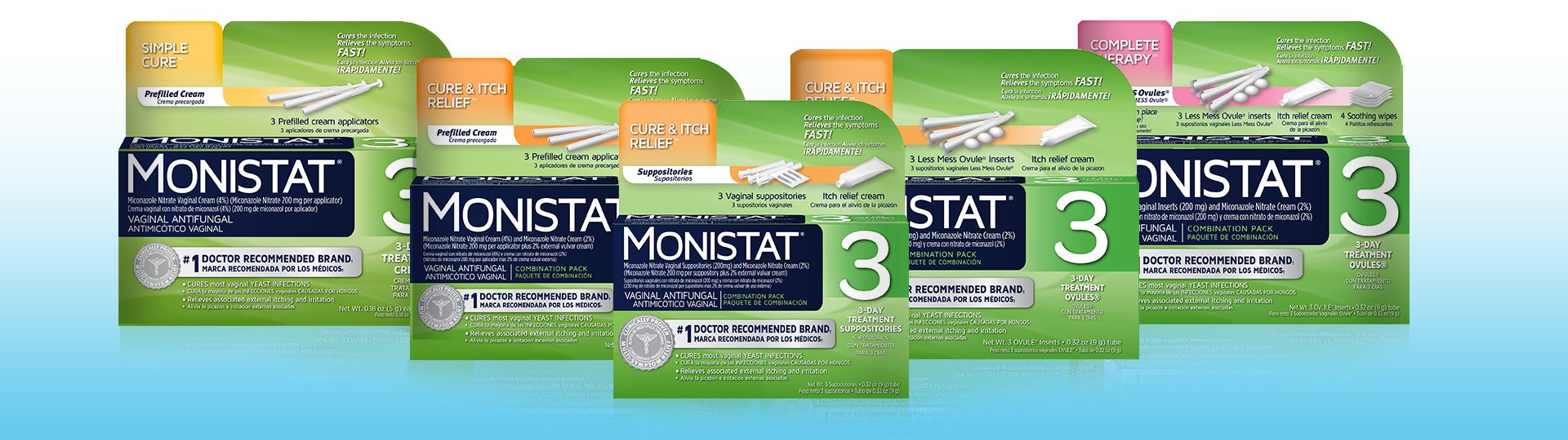 #MonistatCure #women #health #ad