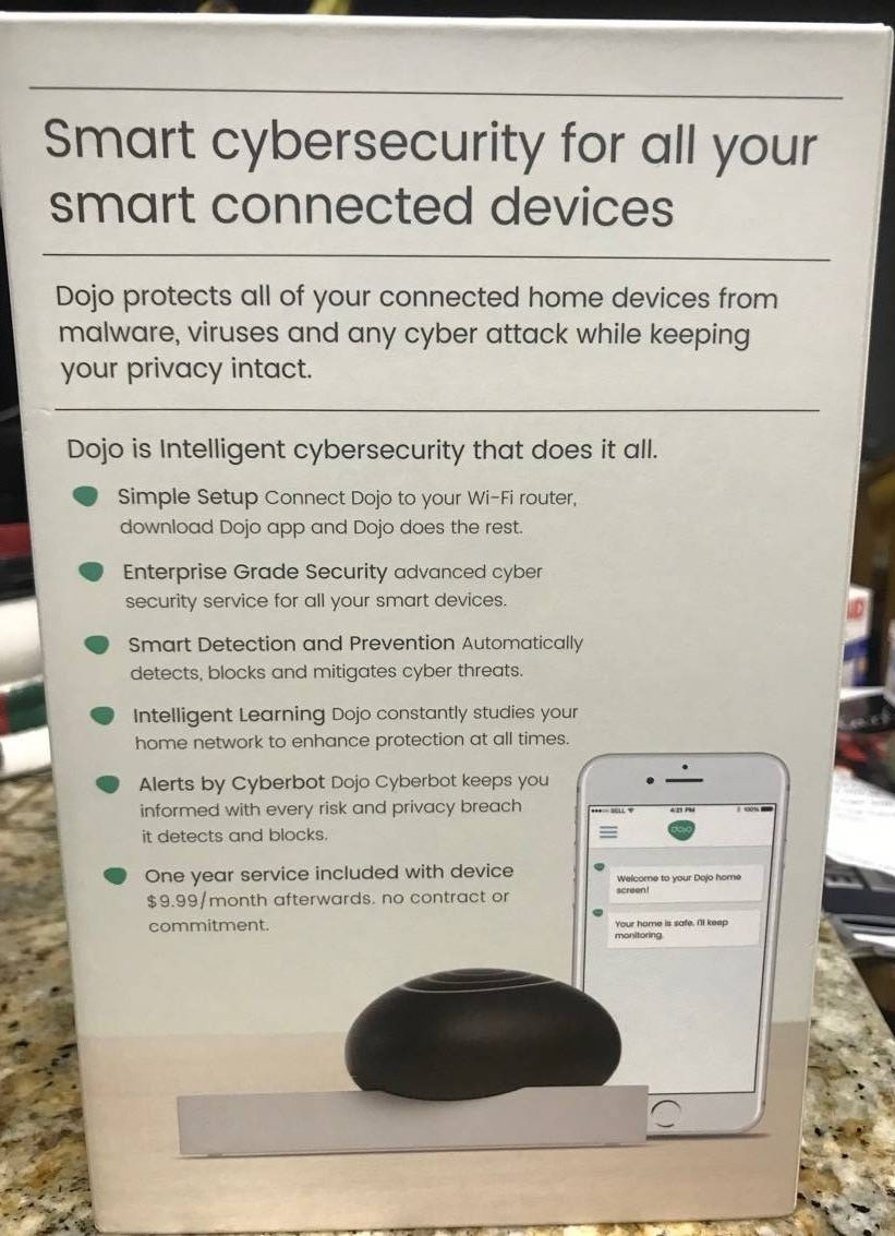 Dojo Cybersecurity #Dojo #BestBuy #technology #blogger #ad