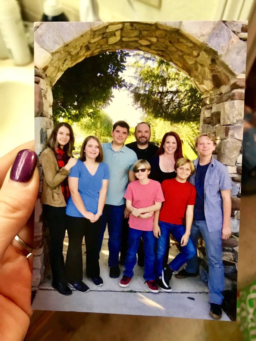 #MyPostCard #family #blogger #ad