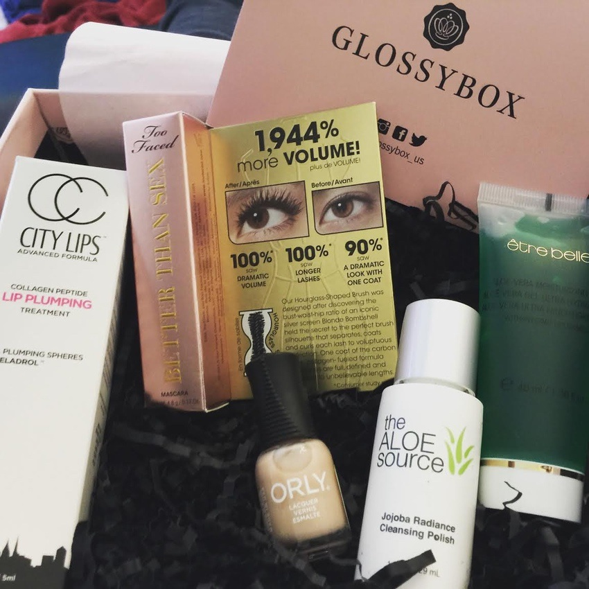 #glossybox #makeup #beauty #blogger