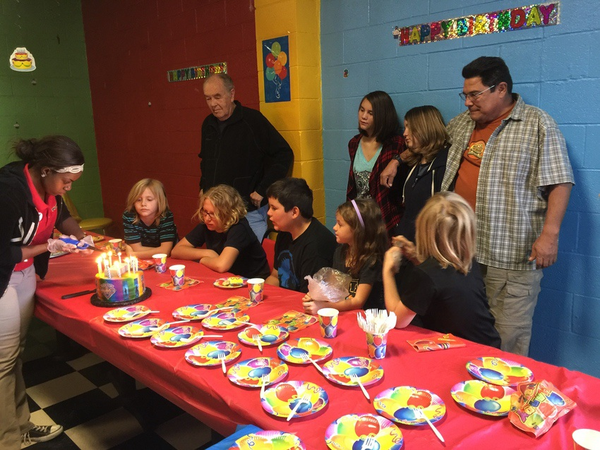 Birthday Party at Boomers #birthday #party #Boomers