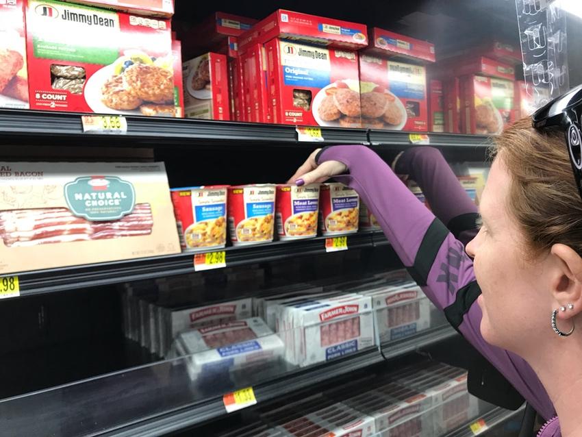 Jimmy Dean Simple Scrambles #SimpleScramblesAtWM #Walmart #food #foodie #blogger #momlife #ad