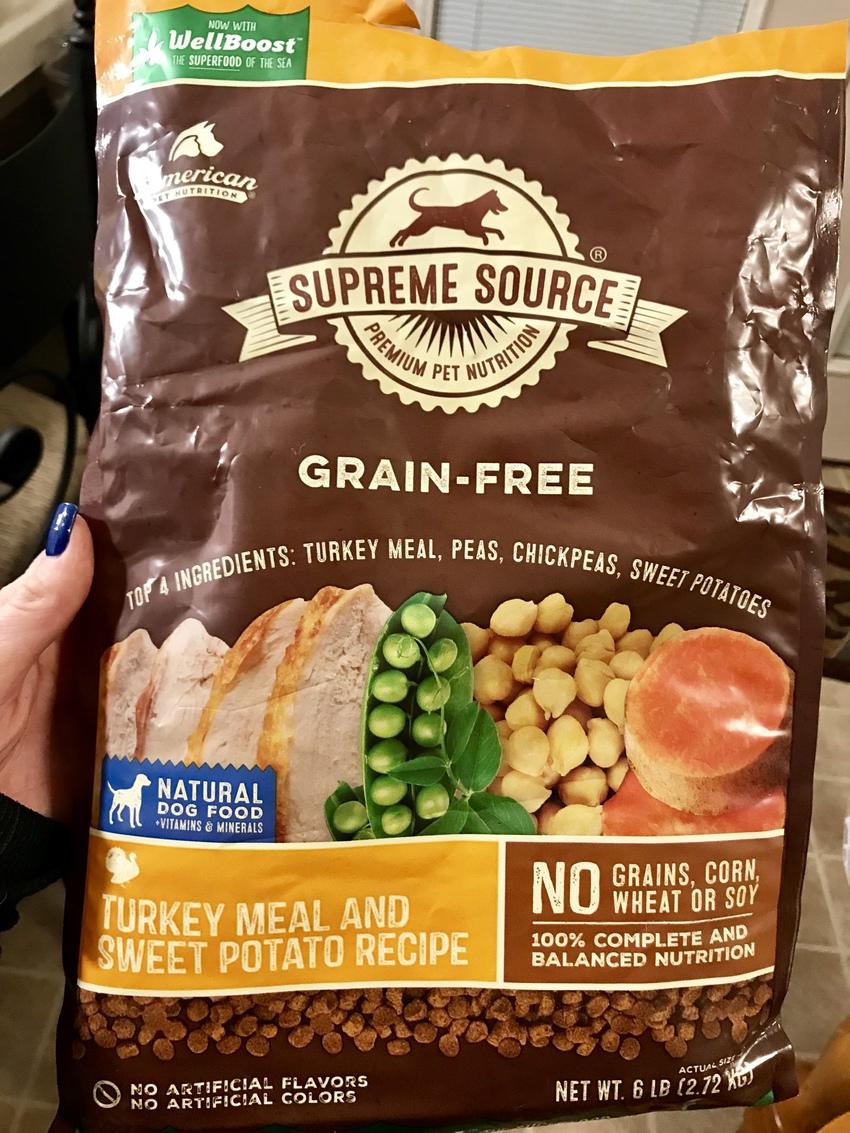 Supreme Source Dog Food #SuperFoodSwitch #dog #blogger #blog #IC #ad