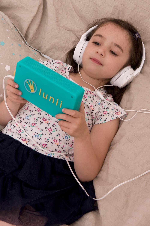 Lunii My Fabulous Storyteller #Lunii #stories #kids #ad