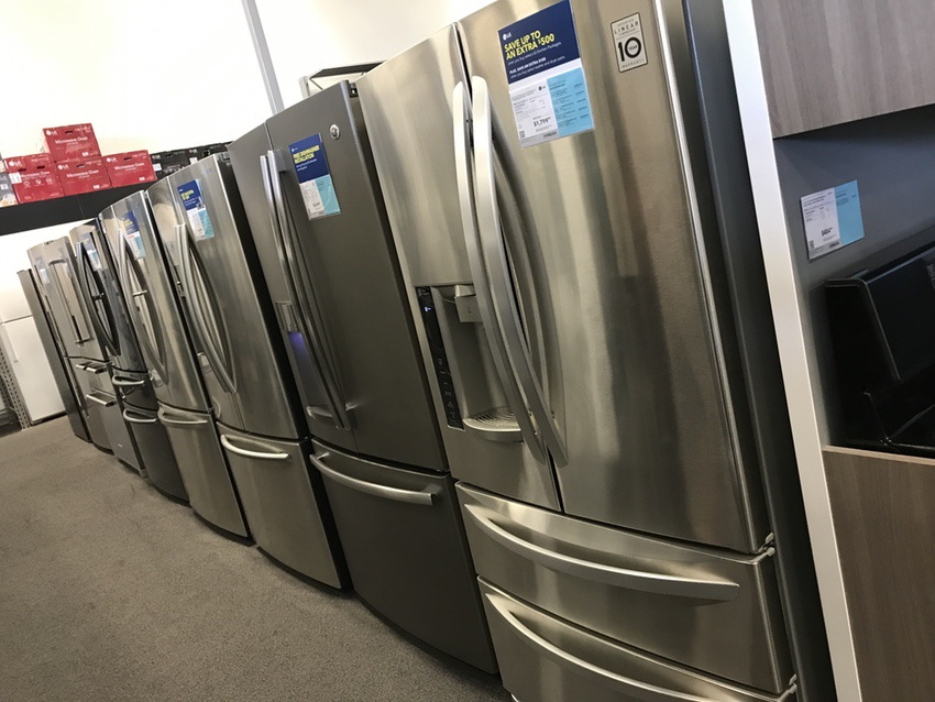 Buying a New Refrigerator #home #refrigerator #bestbuy