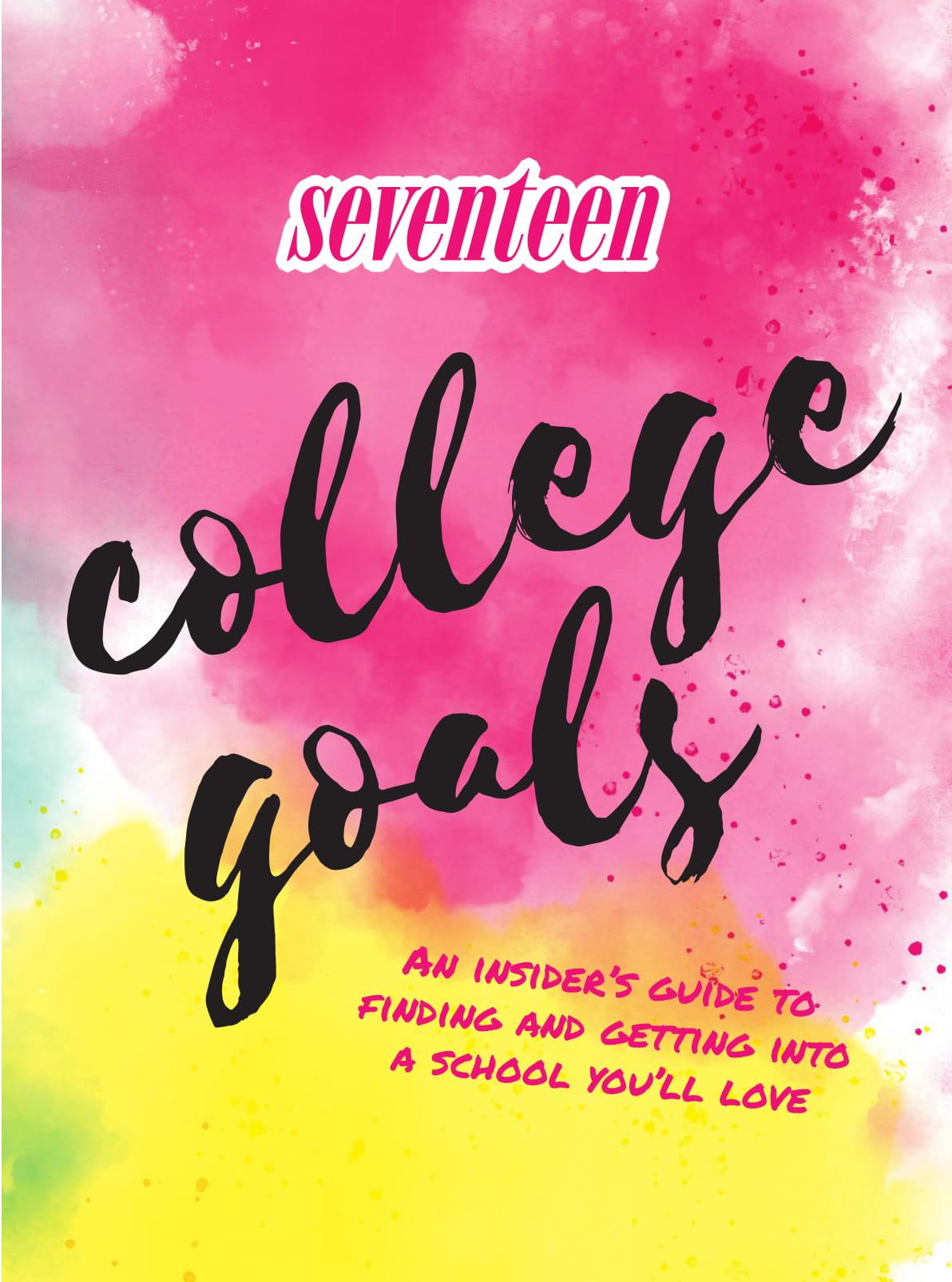 Seventeen College Goals #CollegeGoals #giveaway #ad