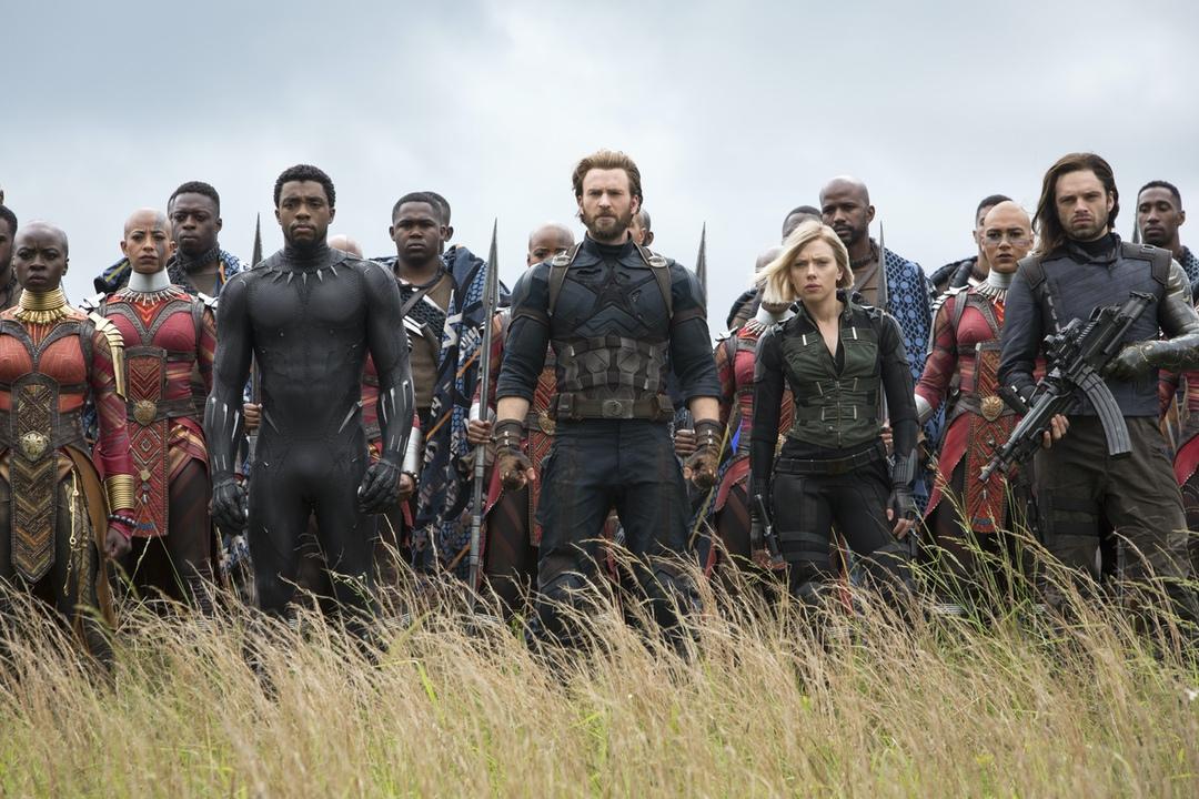 Avengers Infinity War #avengers #InfinityWar #movie #giveaway #waltdisneystudios #ad